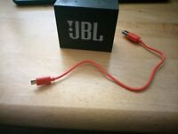 JBL GO BLUETOOTH/WIRELESS SPEAKER - FOR PHONE TABLET LAPTOP ETC