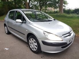 Peugeot 307 1.4 5 door ~ PX & Delivery available