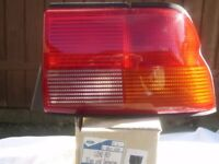 escort tail lamp