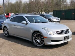 2006 Infiniti G35 MINT!!Sport Manual 6-Speed Leather Sunroof