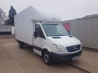 MERCEDES-BENZ SPRINTER 313 CDI ,ONE OWNER ,LUTON BOX WITH TAIL LIFT, 63REG FOR SALE, NO VAT