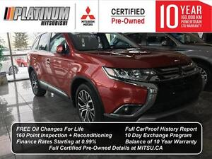 2016 Mitsubishi Outlander GT + Nav. | Film, Financing starting a