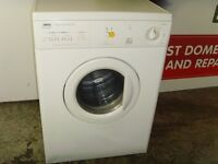 Zanussi Vented Dryer.Very Clean Machine.6 Month Warranty.Delivery Included Locally.