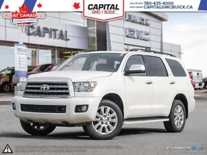 2015 Toyota Sequoia Platinum 4WD NAV HEATED SEATS SUNROOF 36K KM