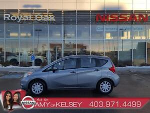 2014 Nissan Versa Note SV **PARK ANYWHERE, NO ACCIDENTS**
