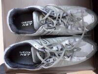 Mens Geox Net Trainers. Better quality than Adidas, Nike, Reebok etc.