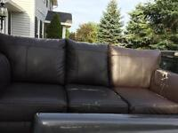 Couch for sale - needs to go by tonight!!