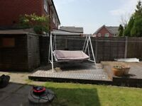 Garden swing free to a good home