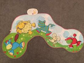 Early learning centre playmat with sounds crawling mat baby