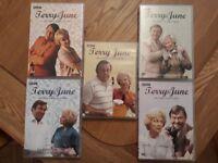 Terry & June Dvds
