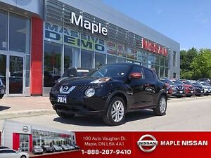 2016 Nissan Juke SV AWD-1.9% RATES AVAIL,ALLOYS, 2 SETS OF TIRES