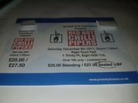 Red Hot Chilli Piper tickets