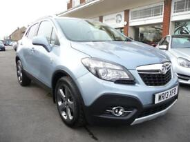 VAUXHALL MOKKA 1.7 SE CDTI S/S 5d 128 BHP HIGH SPEC, LOW MILES! (blue) 2013