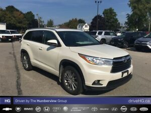 2014 Toyota Highlander XLE | NO ACCIDENTS | ONE OWNER |