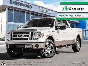 2011 Ford F-150 Lariat PST PAID!!