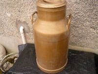 alloy milk churn