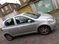 Toyota Yaris 1.4 D4D, Diesel, 53 Plate, 9 Months MOT, Silver, 5 Door, £ 30 Annual Tax,