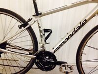 Cannonade quick part carbon 21 speed 9.5 kg fully serviced
