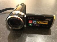 JVC Everio Camcorder 1080 HD AVCHD GZ-HM445