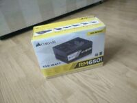 [BRAND NEW] Corsair RM650i 650W Power Supply Unit