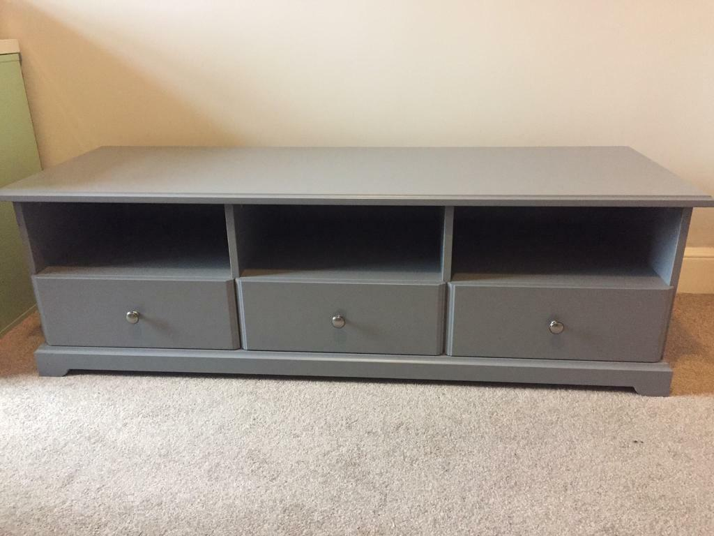 ikea liatorp tv stand grey brand new in morningside edinburgh gumtree. Black Bedroom Furniture Sets. Home Design Ideas