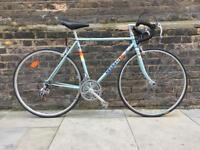 Restored PEUGEOT RALEIGH CLAUD BUTLER Racing Road Bikes - Vintage Retro Classics