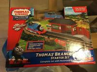 Thomas trackmaster branch line starter kit. Discontinued rare set £20