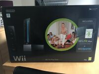 Nintendo Wii plus pack with extras