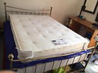 Myers 'Maestro' double mattress (medium to firm)