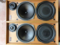 Celestion Ditton 15 Main / Stereo Speakers Bargain at £49