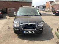 CHRYSLER GRAND VOYAGER 2.8 CRD Spears or repares