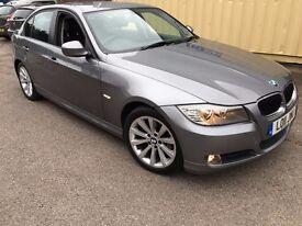 BMW 3 Series 2.0 320i SE AUTO leather 2 keys 4dr p/x considered 2011 (11 reg), Saloon full s/h