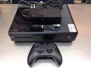 Console XBOX One 500gb + accessoires ***40$ de crédit de jeux inclus*** #F023566
