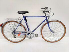 vintage cycles gitane town bicycle