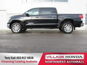 2013 Toyota Tundra Platinum CrewMax 4WD | No Accidents |