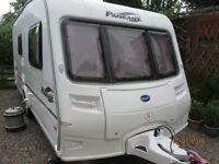 BAILEY PAGEANT MONARCH series 5 2006 2 berth with AWNING
