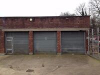 2 Car Workshop Garage Light Industrial Storage 2 Parking Spaces Available Rent Lease West London