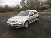 VOLKSWAGEN GOLF 1.9 TDI PD•(VERY LOW MILES)•FSH• not Astra focus polo Passat vectra diesel gti sport