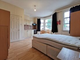 Large and lovely two bedroom flat situated in a residential area of Willesden Green
