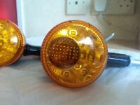 Genuine harley davidson LED rear indicators drive and brake