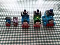 Various thomas the tank engine toys