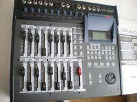 FOSTEX VF160 Multitrack - 16 track recorder and mixer £100