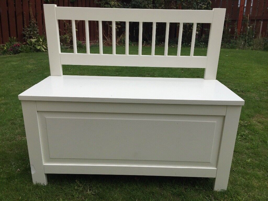 Ikea Storage Bench Toy Box In Cleckheaton West Yorkshire Gumtree