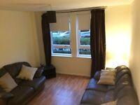 Two bedroomed furnished flat in Kinning Park £550PCM