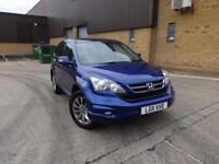 Honda CR-V I-Dtec Ex (blue) 2011