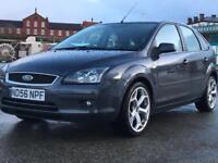 Ford Focus Zetec Climate 1.8 petrol Mk2 12 months MOT