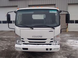 2018 Isuzu NRR LCF Cab and Chassis