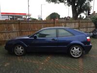 VW 9a 2.0l 16v aqua blue corrado