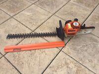 Stihl HS45 Hedge Trimmer / Cutter