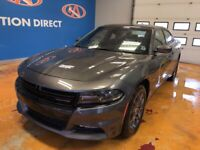 2018 Dodge Charger GT GT- V6/ AWD/ LEATHER/ PANO ROOF/ NAVI
